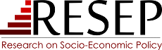 Research on Socio-Economic Policy  (RESEP)