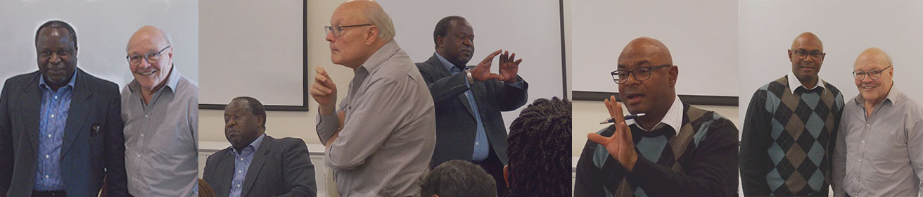 Minister Tito Mboweni, experts and researchers attend RESEP workshop on the South African Labour Market in a Macro-economic Context