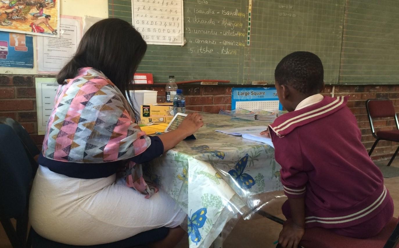Benchmarking early grade reading literacy skills in Nguni languages